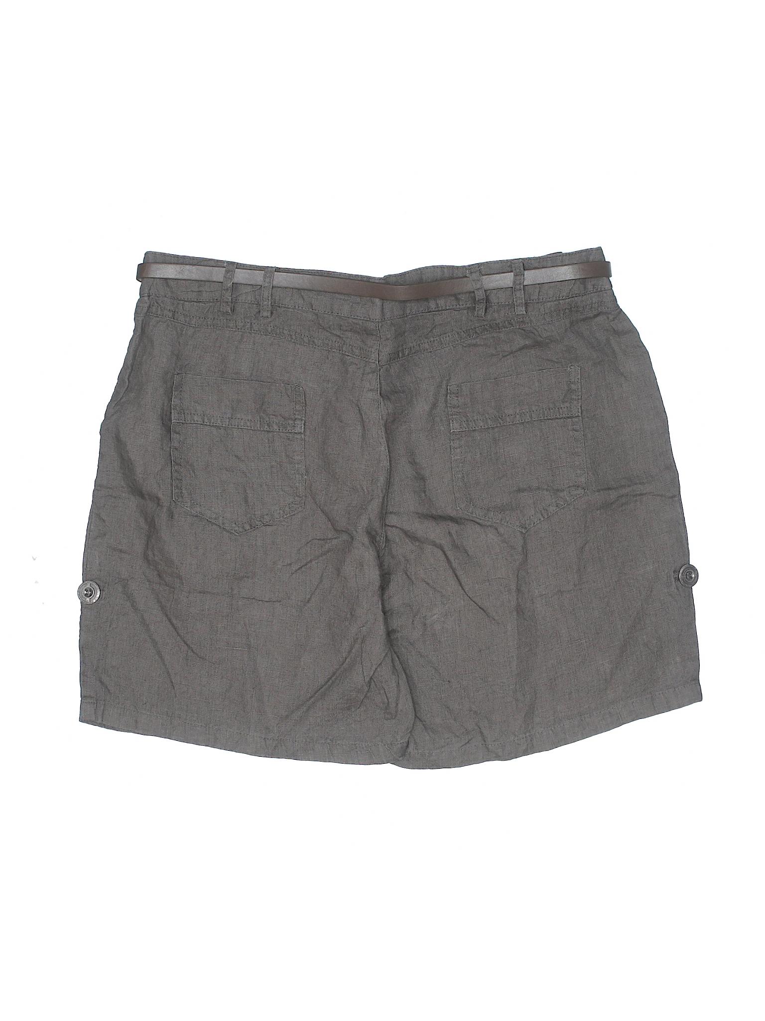Khaki Miilla Boutique Shorts Boutique Winter Winter 1wIF4Bq4