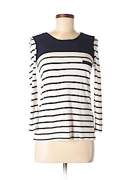 Bordeaux 3/4 Sleeve T-Shirt Size XS