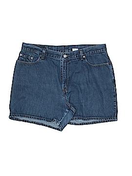 Levi Strauss Signature Denim Shorts Size 16