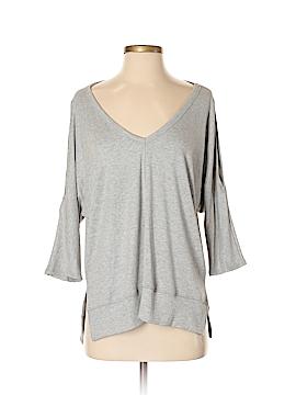 HEATHER 3/4 Sleeve Top Size S