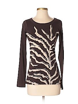 Karen by Karen Kane Long Sleeve T-Shirt Size S