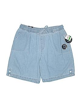 Karen Scott Denim Shorts Size L