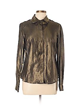 Doncaster Sport Long Sleeve Blouse Size 10