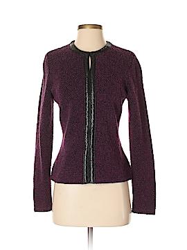 Lafayette 148 New York Wool Cardigan Size P