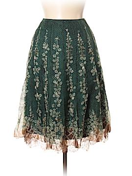 Elie Tahari Silk Skirt Size 2