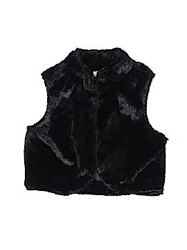 SONOMA life + style Faux Fur Vest Size 6X