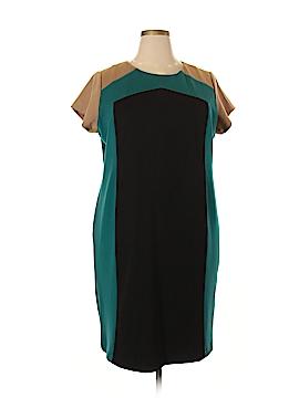 IMAN Casual Dress Size 2X (Plus)