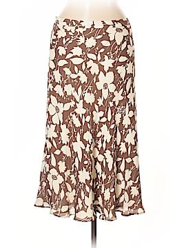 Kate Hill Silk Skirt Size 6