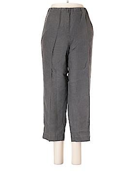 Purejill Linen Pants Size M