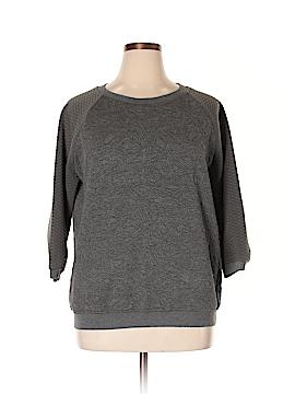 Market and Spruce Sweatshirt Size XL