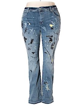 INC International Concepts Jeans Size 20W (Plus)