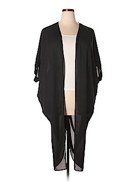 Melissa McCarthy Seven7 Kimono Size 1X (Plus)