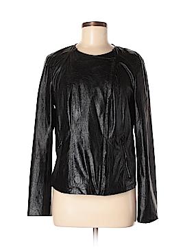 Gap Faux Leather Jacket Size M