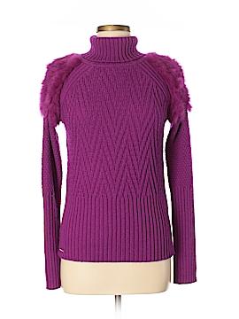 Matthew Williamson Turtleneck Sweater Size 10 (UK)