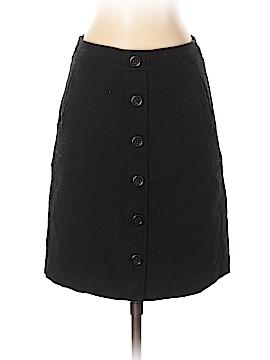 Ann Taylor Denim Skirt Size 0