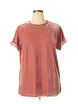 Brigitte Bailey Short Sleeve Top Size M