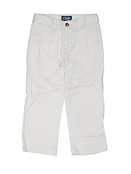 Chaps Khakis Size 3T