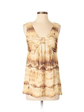 Anne Klein Sleeveless Silk Top Size S