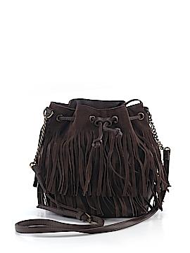 Signature Bucket Bag One Size
