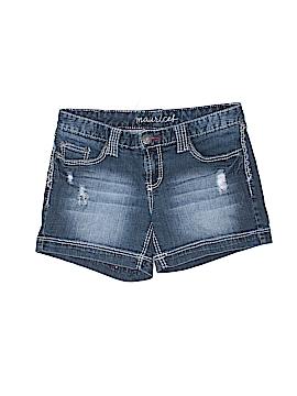 Maurices Denim Shorts Size 5