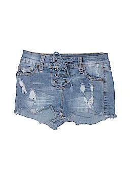 Contraband Denim Shorts Size 8