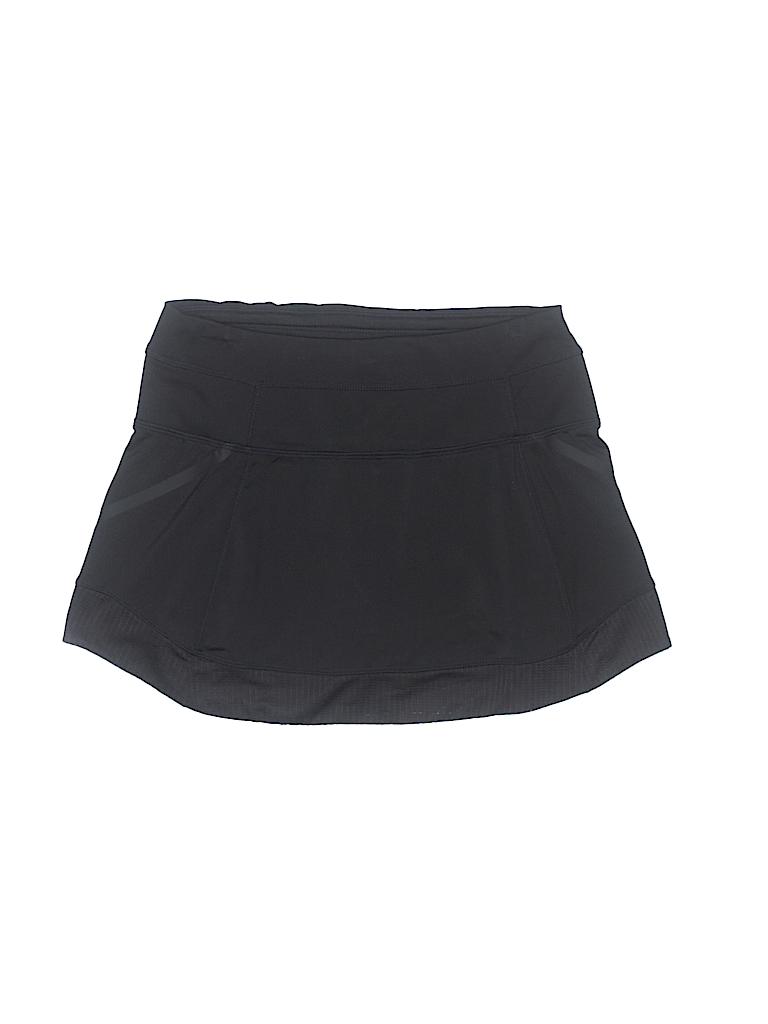 de490e9219 Athleta Solid Black Active Skort Size XXS - 60% off | thredUP