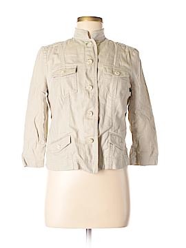 Sigrid Olsen Denim Jacket Size 4