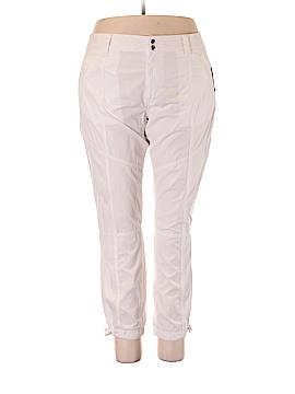 L-RL Lauren Active Ralph Lauren Khakis Size 18w (Plus)