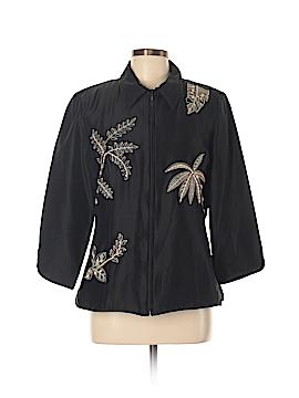 Silkland Silk Blazer Size M