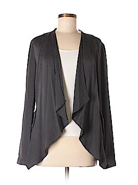 Hinge Silk Cardigan Size 1