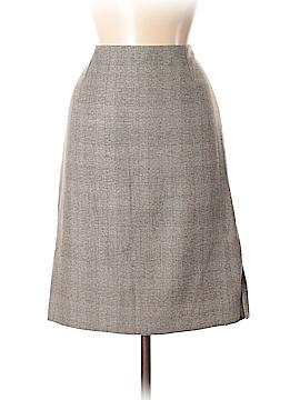 Agnes B. Wool Skirt Size 6 (38)