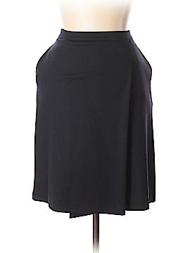 Max Mara Wool Skirt Size 48 (IT)