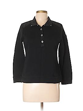 Ralph Lauren Long Sleeve Henley Size L (Petite)