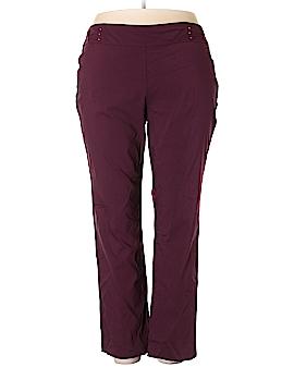 JM Collection Casual Pants Size 20 (Plus)