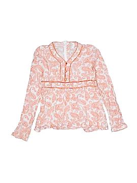 H&M L.O.G.G. Long Sleeve Blouse Size 7 - 8