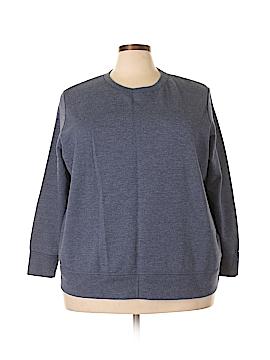 Just My Size Sweatshirt Size 4X (Plus)