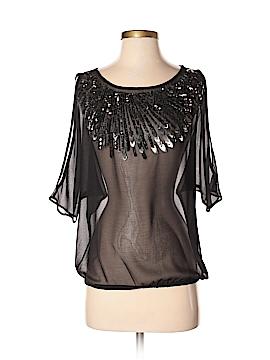 Ludi Short Sleeve Blouse Size XS