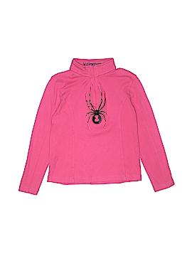 Spyder Track Jacket Size M (Youth)