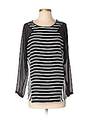 Zara Basic Women Long Sleeve Blouse Size XS