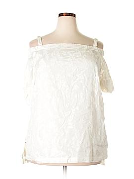 Lauren by Ralph Lauren 3/4 Sleeve Blouse Size 1X (Plus)