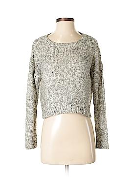 Aqua Pullover Sweater Size S