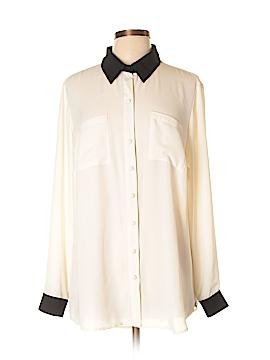 Torrid Long Sleeve Blouse Size 0X Plus (0) (Plus)