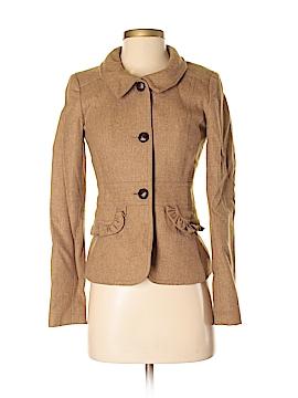 J. Crew Wool Coat Size 0