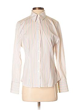 Charles Tyrwhitt Long Sleeve Button-Down Shirt Size 12 (UK)
