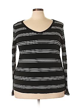 Pure Energy Long Sleeve T-Shirt Size 2X (Plus)