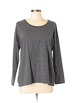 Charter Club Long Sleeve T-Shirt Size 0X (Plus)