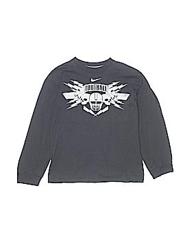 Nike Long Sleeve T-Shirt Size 10 - 12