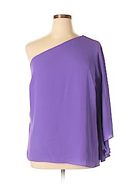 Lauren by Ralph Lauren 3/4 Sleeve Blouse Size 3X (Plus)