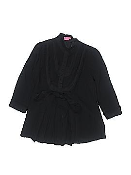 BCBGirls 3/4 Sleeve Blouse Size S (Youth)