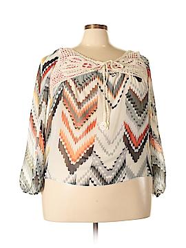Umgee Long Sleeve Top Size XL